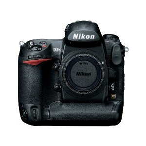 Nikon D3S 12.1 MP CMOS Digital SLR Camera with 3.0-Inch LCD